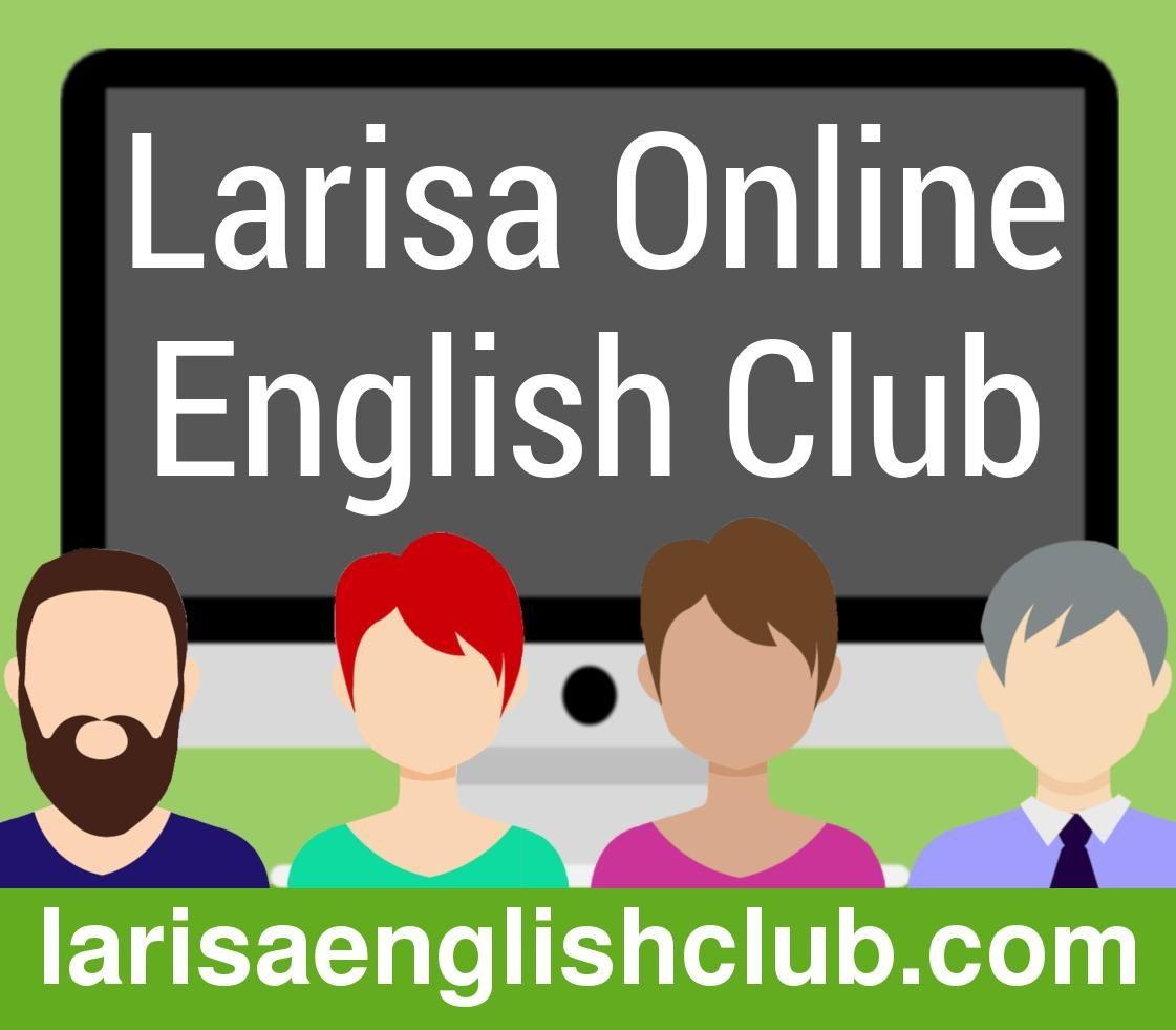 Larisa English Club Ukraine